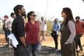Dhanush, Soundarya Rajnikanth, Kajol @ VIP 2 Movie Working Stills