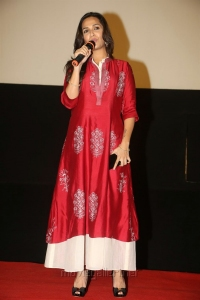 Director Soundarya Rajinikanth @ VIP 2 Press Meet Hyderabad Photos