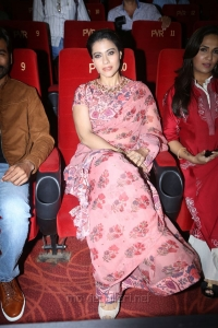 Actress Kajol @ VIP 2 Press Meet Hyderabad Photos
