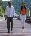 Sujiv, Erica Fernandes in Virattu Movie Photos