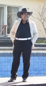 Actor Mayilsamy in Virumandikum Sivanadikum Movie Photos