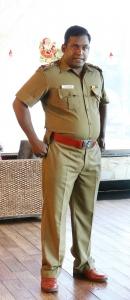 Actor Robo Shankar in Virumandikum Sivanadikum Movie Photos
