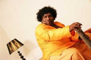 Actor Yogi Babu in Virumandikum Sivanadikum Movie Photos