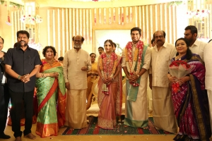 Nakkeeran Gopal @ Vishagan Soundarya Rajinikanth Marriage Photos HD
