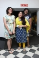 Kushboo with daugthers Avanthika, Ananditha @ Vishal Film Factory Chicago Musical Photos