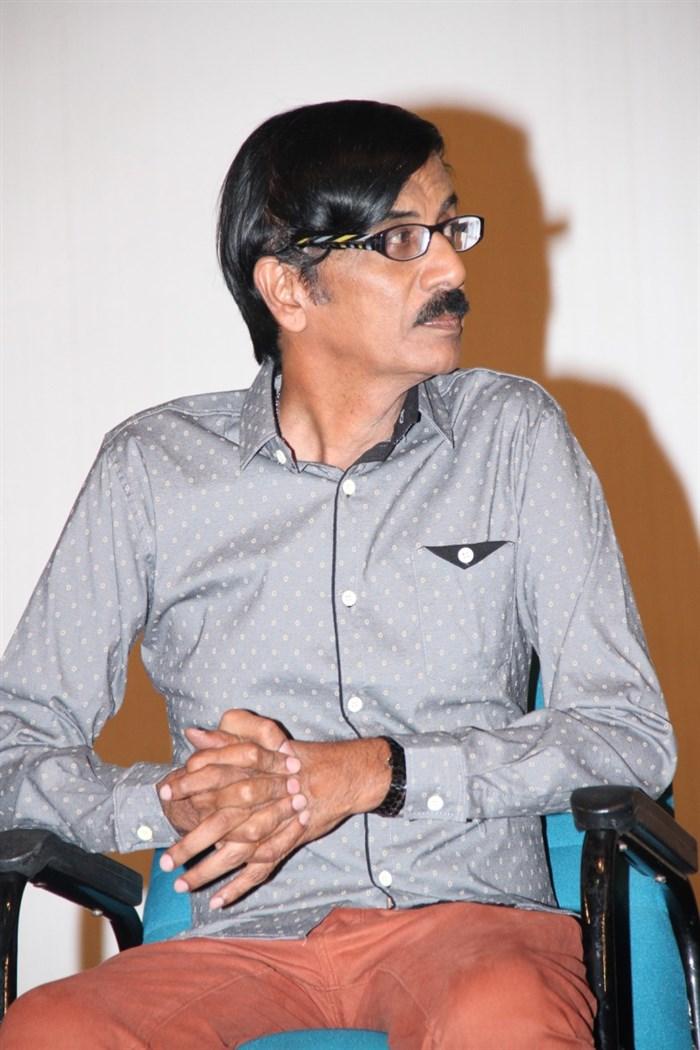 Manobala @ Nadigar Sangam Pandavar Team Press Meet Stills