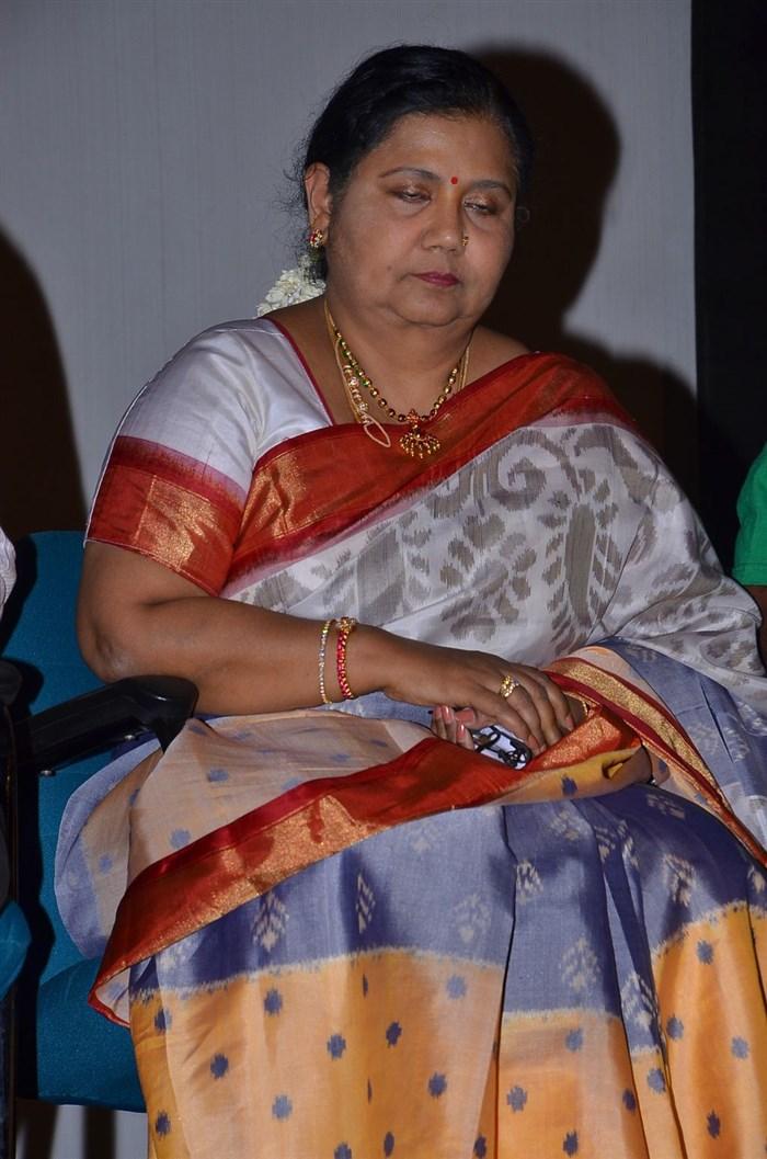 Kutty Padmini @ Nadigar Sangam Pandavar Team Press Meet Stills