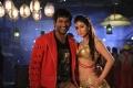 Vishal Sada Madha Gaja Raja Hot Item Song Stills