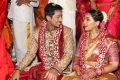 Actor Vishal sister Aishwarya Krishna Marriage Photos