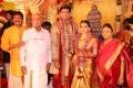 Vummidi Giritheesh Vishal sister Aishwarya Marriage Photos