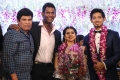 Actor Anandraj @ Vishal sister Aishwarya Wedding Reception Stills