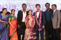 Actor Arun Pandian @ Vishal sister Aishwarya Wedding Reception Stills