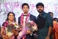 Actor Metro Shirish @ Vishal sister Aishwarya Wedding Reception Stills