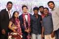 Actor Soori @ Vishal sister Aishwarya Wedding Reception Stills