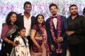 Actor Udhaya @ Vishal sister Aishwarya Wedding Reception Stills
