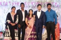 Actor Vikranth @ Vishal sister Aishwarya Wedding Reception Stills