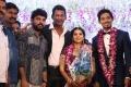Actor Vimal @ Vishal sister Aishwarya Wedding Reception Stills