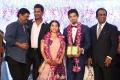 Actor Vishal sister Aishwarya Reddy Vummidi Kritish Wedding Reception Stills
