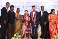 Actor Vishal sister Aishwarya Reddy Wedding Reception Stills