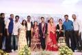 Actor Vishnu, Jwala Gutta, Vikranth @ Vishal sister Aishwarya Wedding Reception Stills