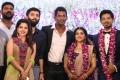 Anand Shankar @ Actor Vishal sister Aishwarya Wedding Reception Stills