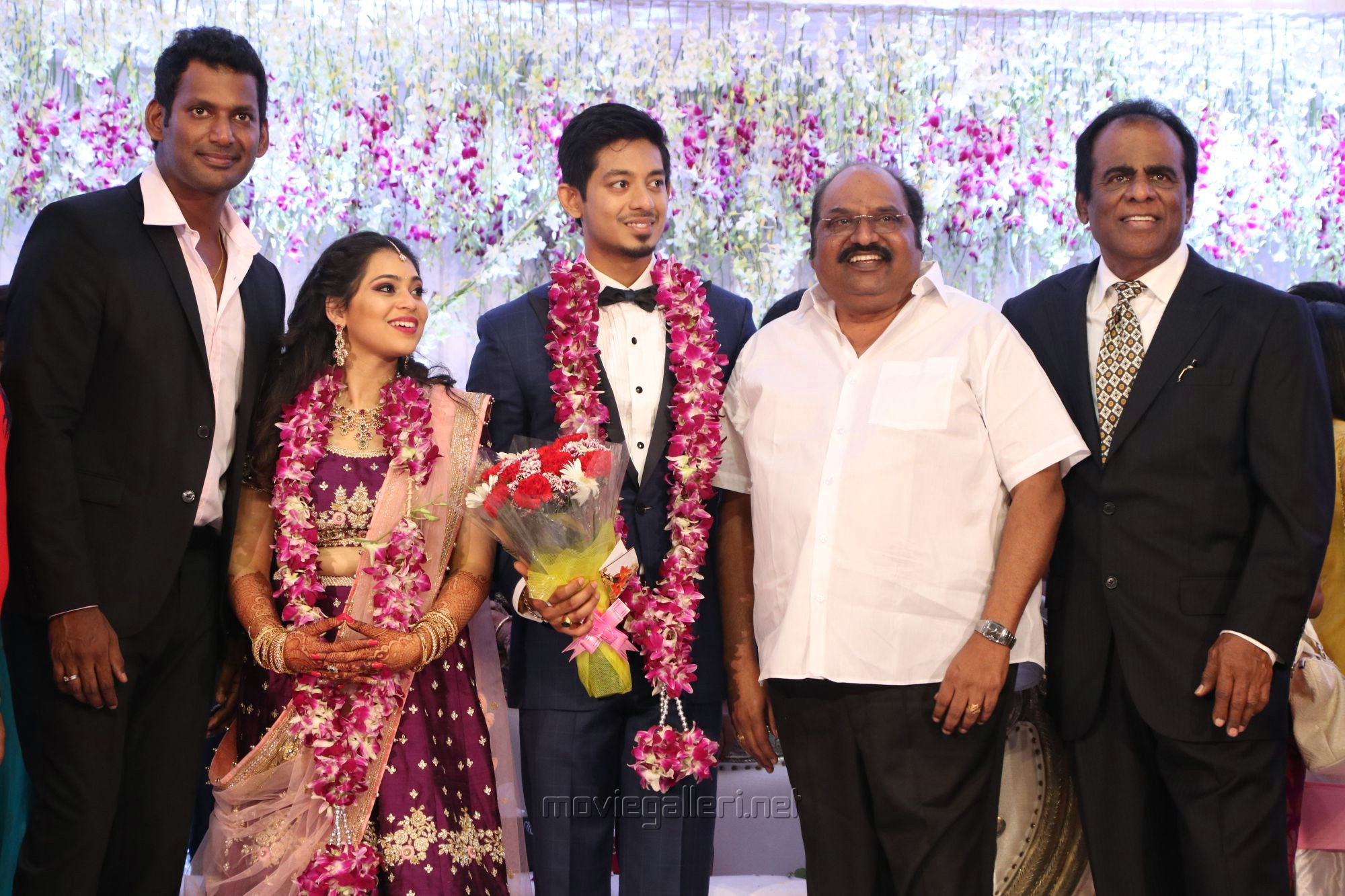 J anbazhagan anbu pictures of wedding