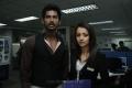 Trisha with Vishal in Samar Movie Pics