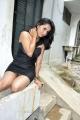 Telugu Actress Vishika Singh Hot Pics in Black Dress