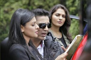 Pooja Kumar Kamal Andrea Vishwaroopam 2 Movie Stills
