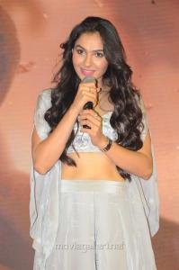 Andrea Jeremiah @ Vishwaroopam 2 Movie Pre Release Event Stills