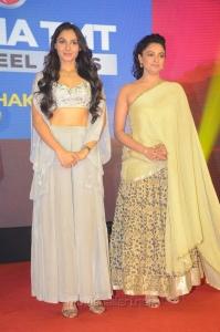 Andrea, Pooja Kumar @ Vishwaroopam 2 Movie Pre Release Event Stills