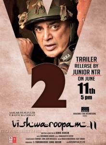 Kamal Haasan Vishwaroopam 2 Trailer Launch by Jr NTR Posters