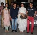 Pooja Kumar, Rekha, Kamal Haasan, Salman Khan at Vishwaroopam Premiere
