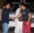 Salman Khan, Rekha, Kamal Haasan at Vishwaroopam Movie Premiere Mumbai Photos