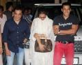 Salman Khan, Rekha, Kamal Haasan at Vishwaroopam Movie Screening Photos