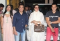 Pooja Kumar, Rekha, Kamal Haasan, Salman Khan at Vishwaroop Movie Screening
