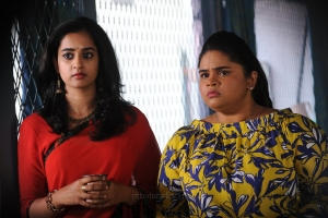 Nanditha Raj, Vidyullekha Raman in Viswamitra Movie Stills HD