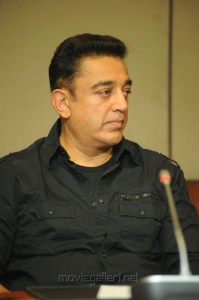 Kamal Hassan at Viswaroopam Premiere DTH Launch Photos