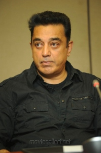 Kamal Hassan at Viswaroopam DTH Launch Hyderabad Photos