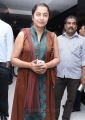 Suhasini Maniratnam at Viswaroopam Premiere Show Chennai Photos