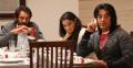 Shekhar Kapur, Andrea, Kamal in Viswaroopam Telugu Movie Stills