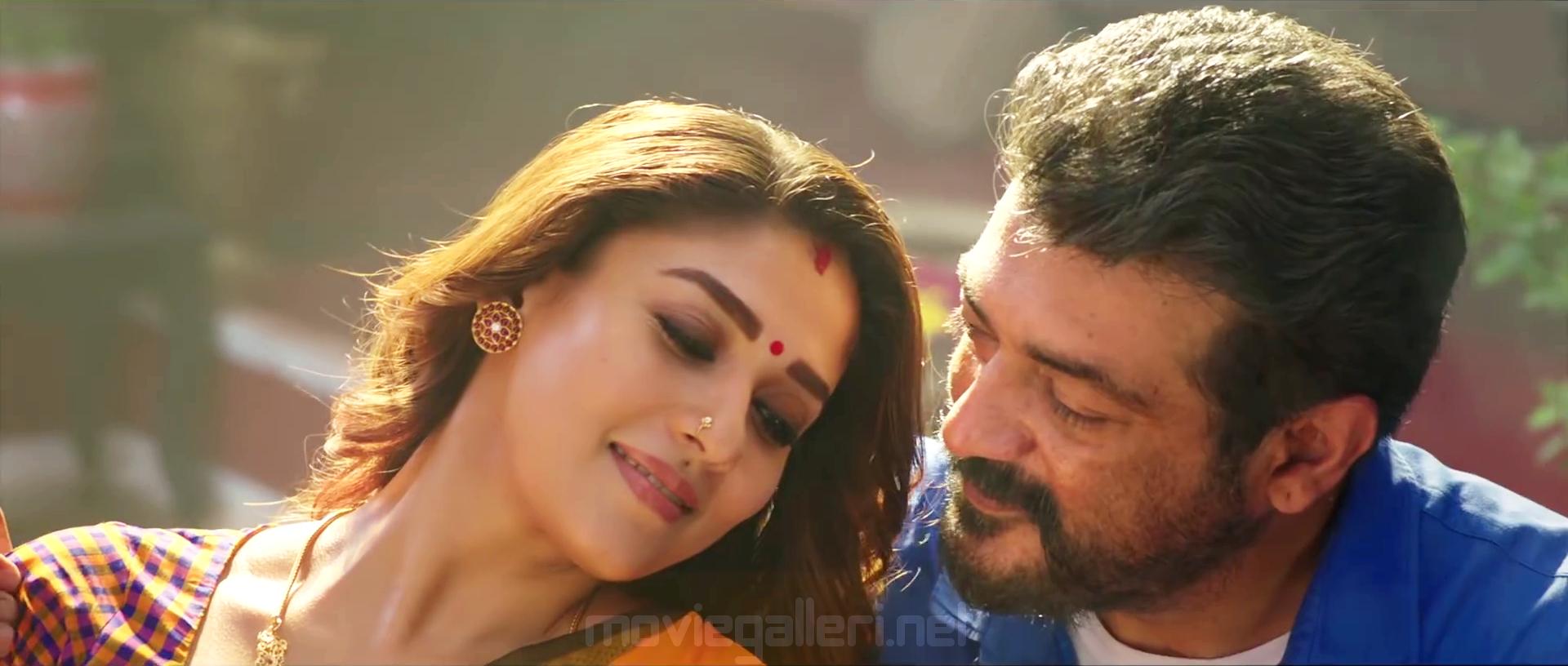 Nayanthara, Ajith inn Viswasam Movie Stills HD