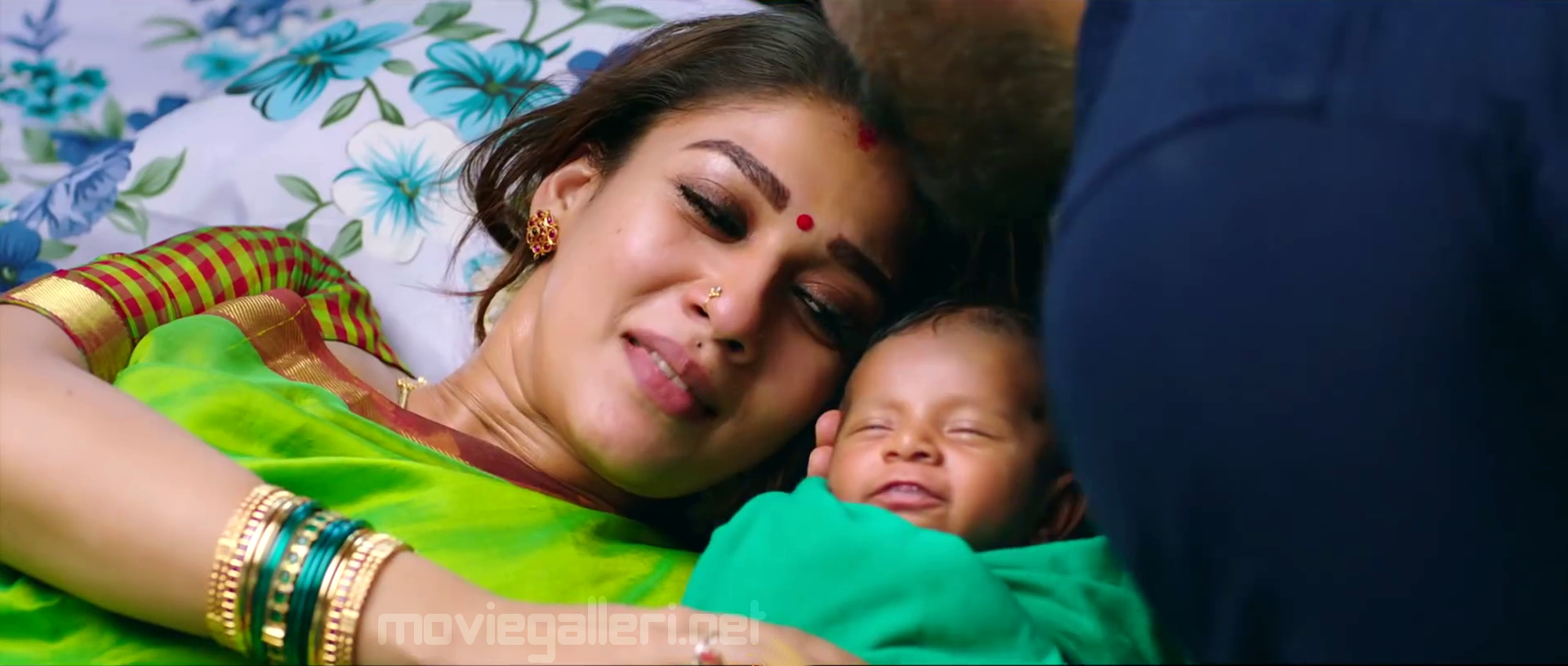 Actress Nayanthara in Viswasam Movie Latest Stills HD