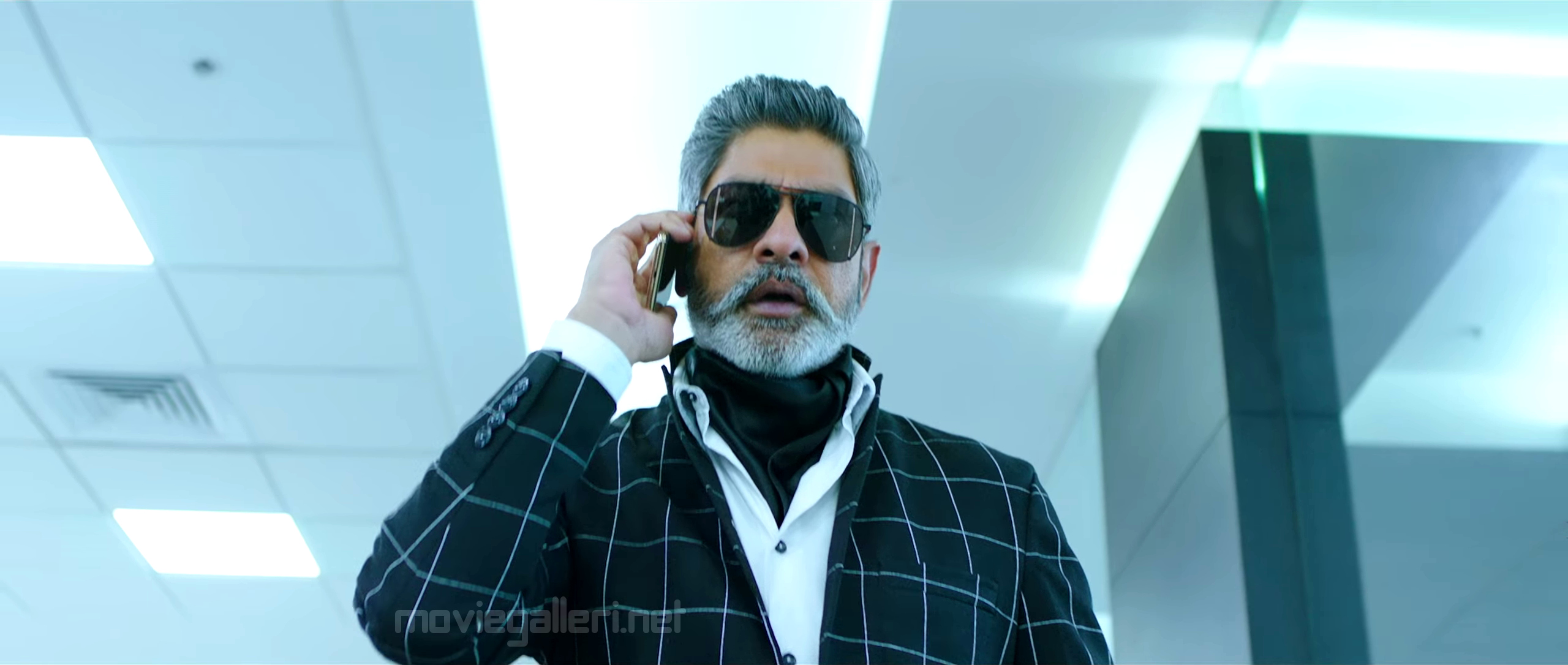 Actor Jagapathi Babu in Viswasam Movie Latest Stills HD