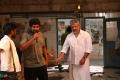 Dhilip Subbarayan, Ajith @ Viswasam Movie Working Stills HQ