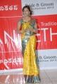 Actress Vithika at Kalanikethan New Wedding Collections Photos