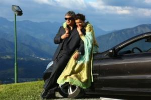 Ajith, Kajal Agarwal in Vivegam Movie Stills HD