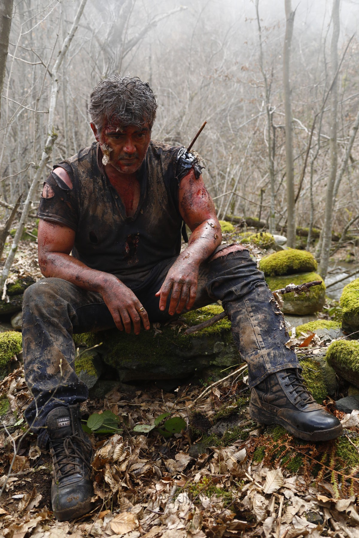 Hero Ajith in Vivegam Movie Stills HD