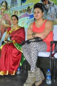 Actress Namitha @ Vizha Movie Audio Launch Stills