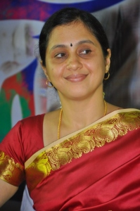 Devayani @ Vizha Movie Audio Launch Stills